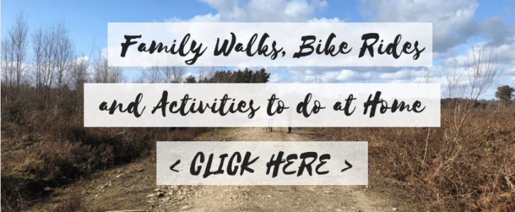 Tunbridge Wells walks and bike rides for families