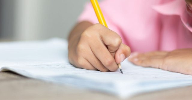 Creative Writing with Your Child