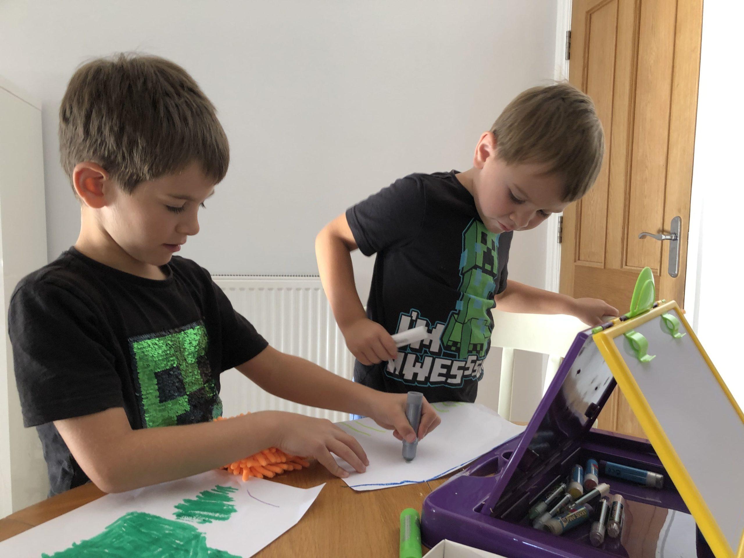 Little Brian Paint Sticks Review
