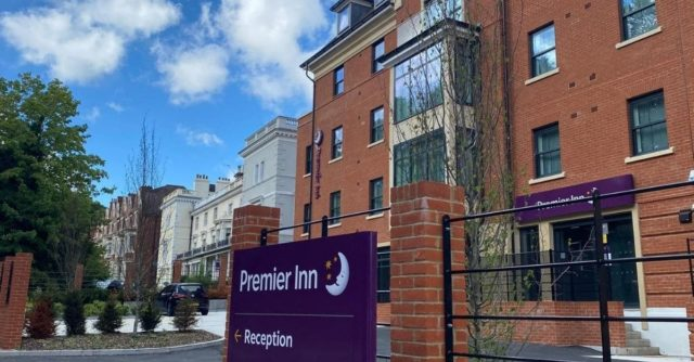 Premier Inn Tunbridge Wells Open Now