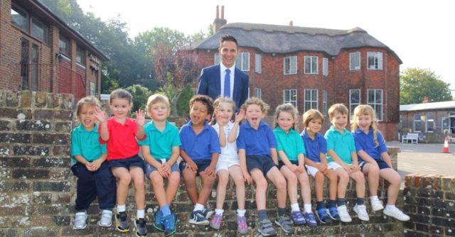 new Headmaster at Skippers Hill