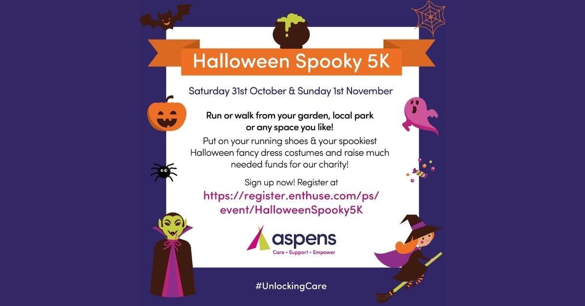 Aspens Halloween Spooky 5K
