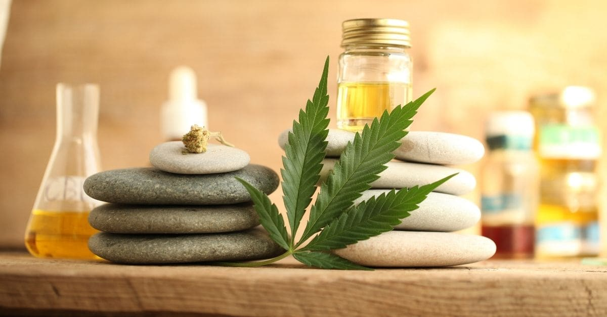 CBD oil to fight stress