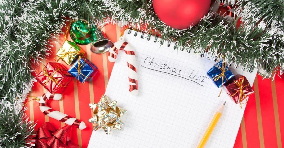 Christmas present buying tips