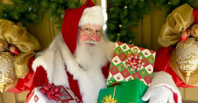 Father Christmas Kent & East Sussex