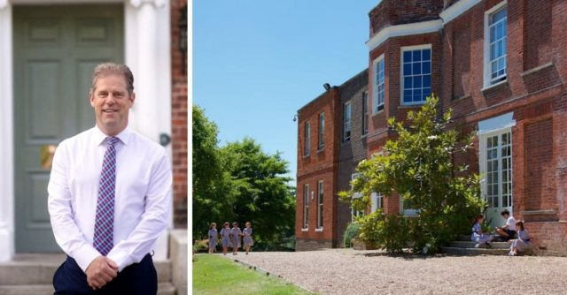 Meet the Head at Marlborough House School