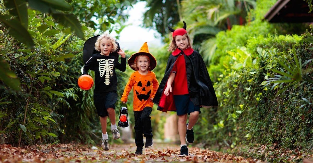 October Half Term & Halloween events in Kent