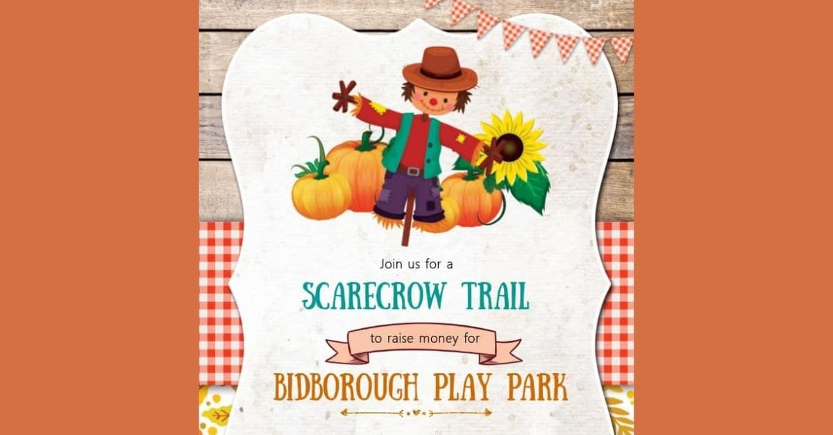 Scarecrow Trail Bidborough Play Park