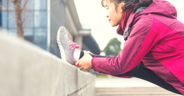 Staying Physically Active