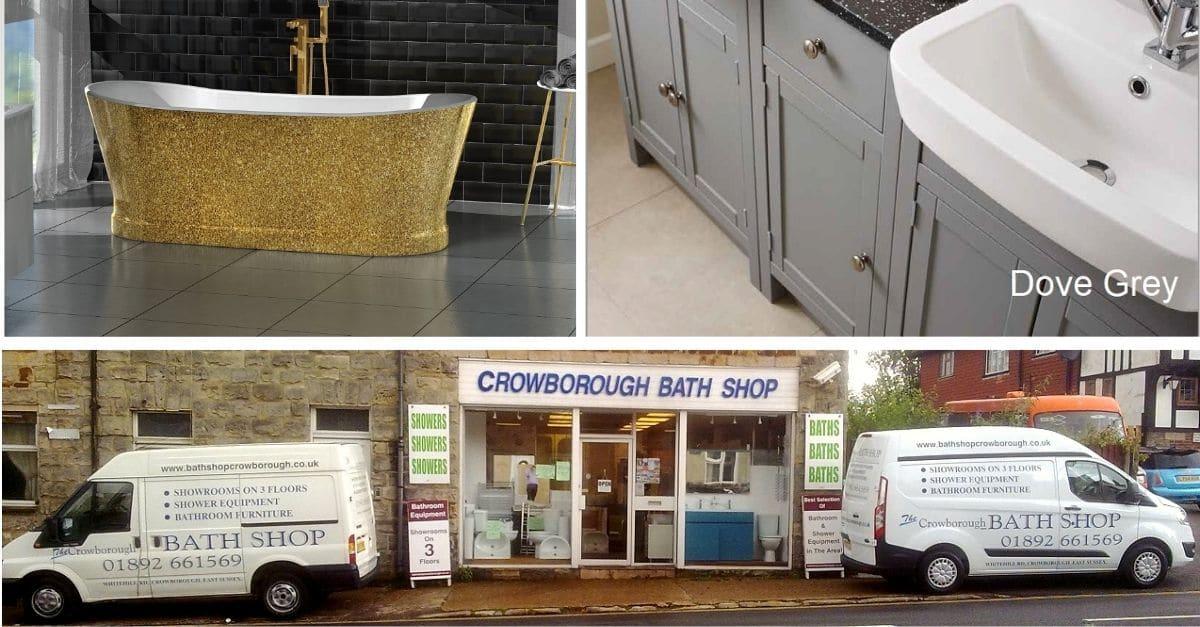 The Crowborough Bath Shop