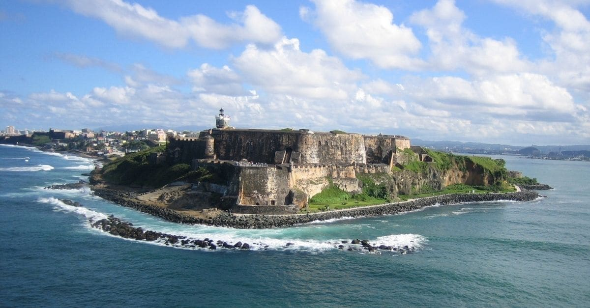 Vacationing in Puerto Rico