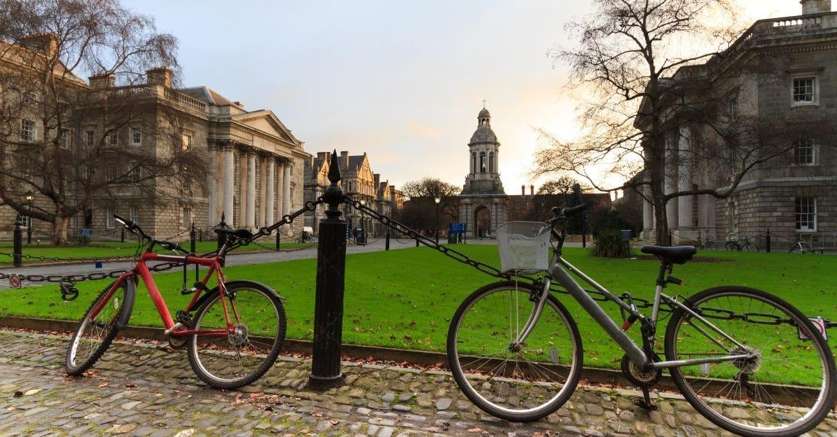 mini-break in Dublin
