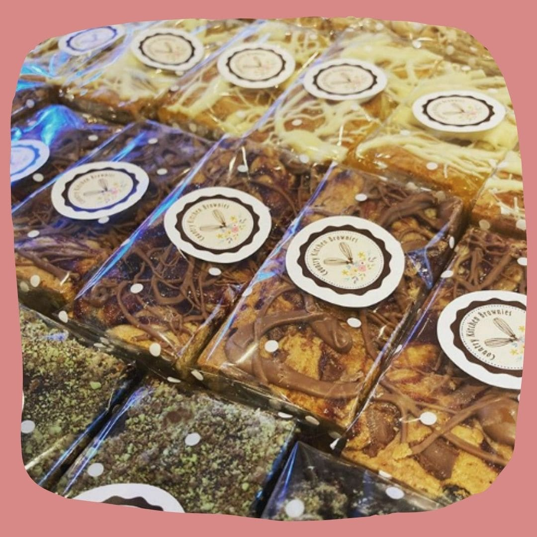 Tunbridge Wells Christmas Gift Guide_Country Kitchen Brownies