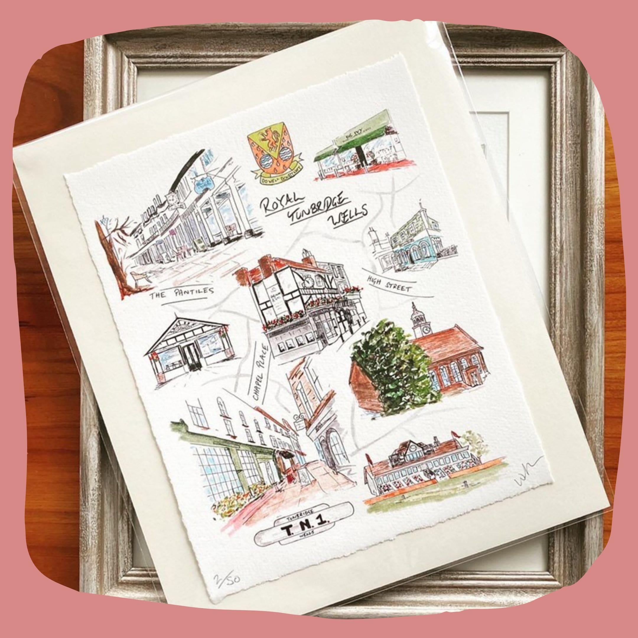 Tunbridge Wells Christmas Gift Guide_William Hylton