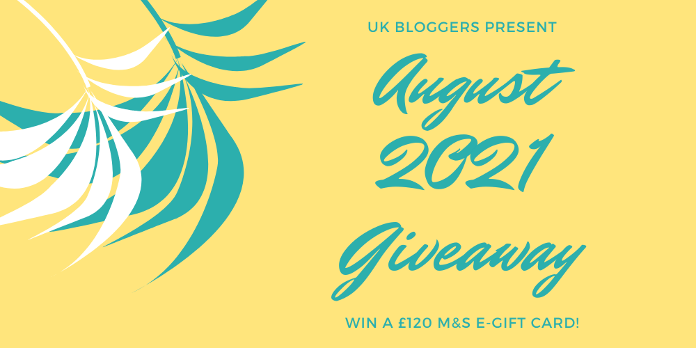 August Summer 2021 Giveaway
